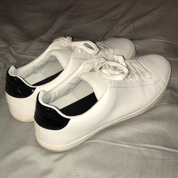 c1188865 Zara Shoes | Mens White Sneakers Casual | Poshmark